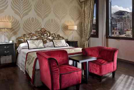 Hotel Amadeus - Four Star Elegant Style in Cannaregio For Two - Save 80%