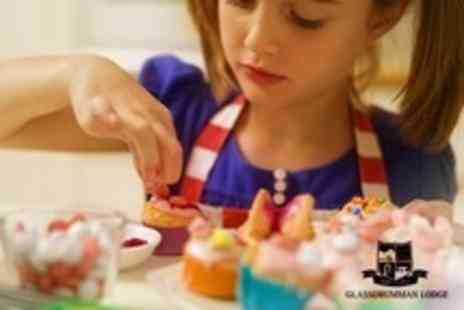 Glassdrumman Lodge - Three Hour Childrens Cookery Class - Save 56%