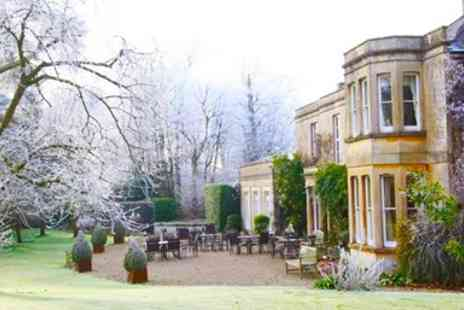 Guyers House Hotel & Restaurant - Wiltshire country house stay with bubbly - Save 62%