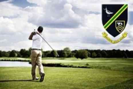 Baildon Golf Club - Day of Golf For Four - Save 65%