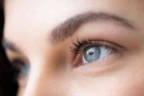 Michelle Gowers Beauty - Eyebrow Microblading with Optional Touchup - Save 64%