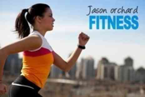 Jason Orchard Fitness - Six Boot Camp Sessions For One - Save 77%