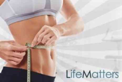 Life Matters - Two Hour Gastric Band Hypnotherapy or Conscious Eating Session - Save 50%