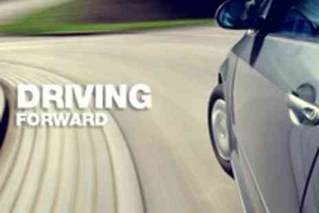 Driving Forward - Three Driving Lessons - Save 68%