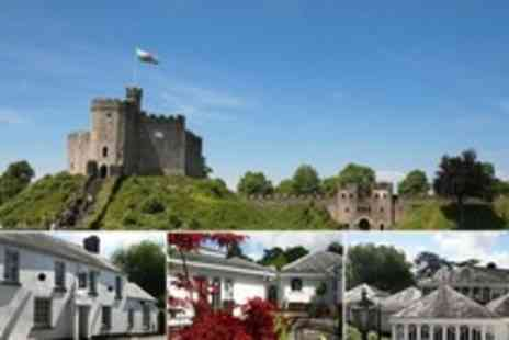 The White House - In South Wales One Night Stay For Two With Five Course Taster Menu - Save 55%