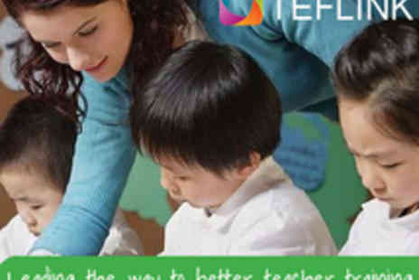 TEFLINK - TEFL Training Course and Certificate - Save 91%