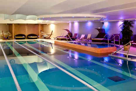 Bannatyne Spa - Spa package with your choice of two treatments for one and a £5 retail voucher, £75 for two people - Save 54%