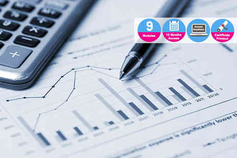 E Careers - An essential accounting and bookkeeping skills course - Save 96%