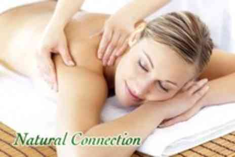 Natural Touch - Choice of 60 minute massage - Save 62%