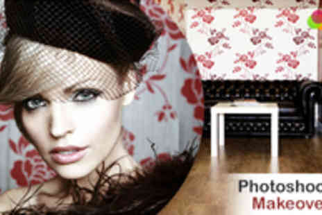 Gap Photography - Professional Portrait, Boudoir or Model Styled Photo Shoot Makeover - Save 87%