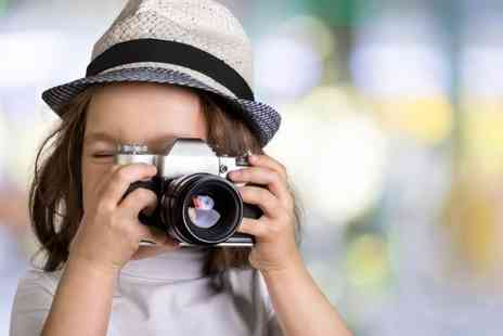 E-Careers/Blue Mountain - An online photography course for kids - Save 87%