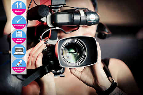 Live Academy Education - An accredited diploma in video - Save 0%