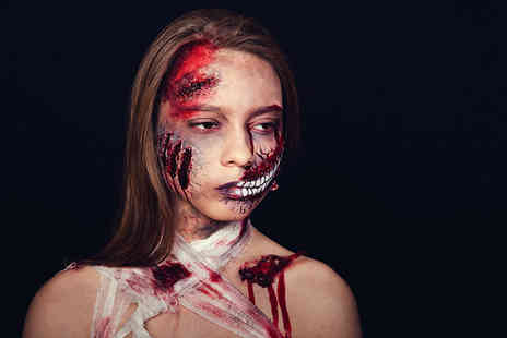 Makeup London Academy - Three hour special effects makeup class - Save 85%