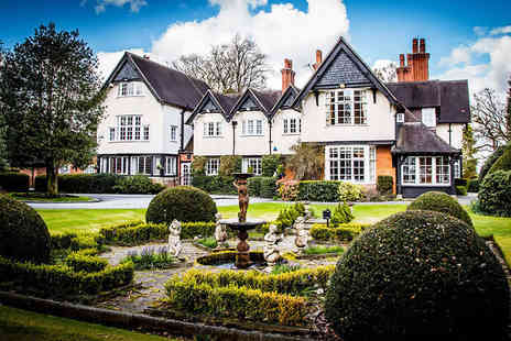 The Mere Court Hotel - Taditional afternoon tea for two or four people or  with a glass of Prosecco each or with a glass of Champagne - Save 58%
