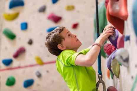 Amazing Activities - Climbing Party Package with Meal for Up to 20 Children - Save 20%