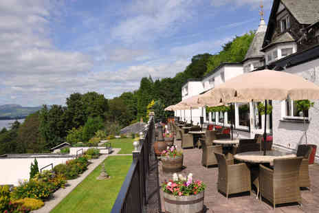 Beech Hill Hotel - Overnight stay for two people including breakfast, spa access and late check out - Save 33%