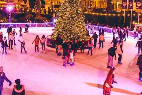 Encore Tickets - Natural History Museum Ice Rink - Save 0%