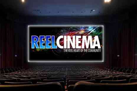 Reel Cinemas - Two Cinema Tickets from Reel Cinemas - Save 50%