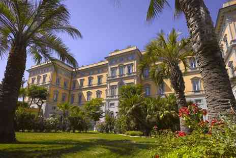 Grand Hotel - Five Star Spectacular Sea Views and Exquisite Luxury For Two - Save 57%
