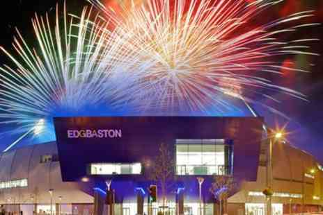 Edgbaston Stadium - One child, adult, members lounge or VIP ticket to Edgbaston Fireworks Spectacular on 3 November - Save 20%