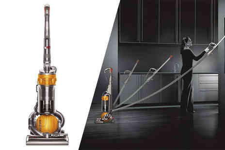 Mr Dyson - Refurbished Dyson DC25 multi floor upright vacuum cleaner - Save 0%