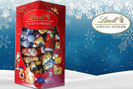 Eurovista2010 - Lindt Teddy & Friends 400g family pack - Save 60%