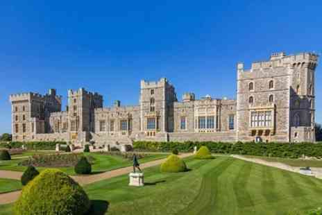 Travel Brake - Windsor Castle in a private vehicle service from London with Admission tickets - Save 0%