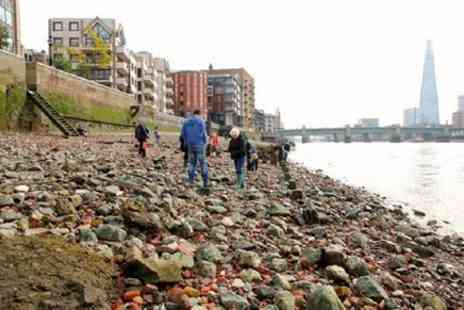 Culture Seekers Tours - Thames Beachcombing - Save 0%