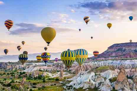 Istanbul and Cappadocia Tour - Five Star Enchanting Culture and Lunar Landscapes - Save 42%