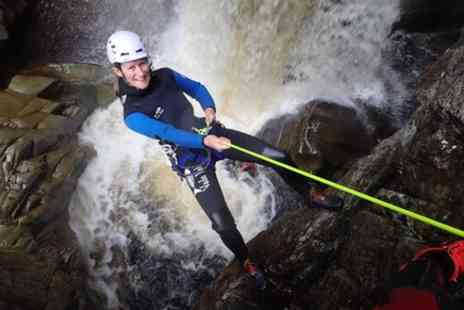 The Canyoning Company - Bruar Falls Canyoning Experience - Save 0%
