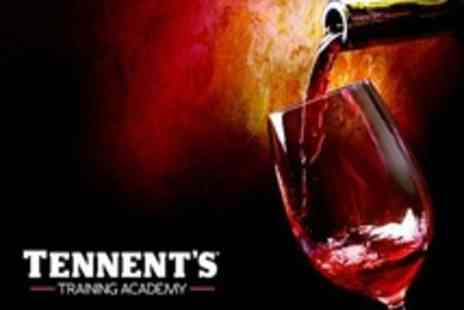 Tennents Training Academy - Wine Tasting Evening With Six Wines - Save 56%