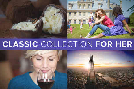 Virgin Experience Days - Classic Collection for Her - Save 0%