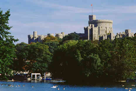 Windsor Castle - Visit to Windsor Castle and Afternoon Tea for Two - Save 0%