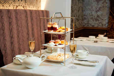 Bovey Castle - Champagne Afternoon Tea for Two - Save 0%