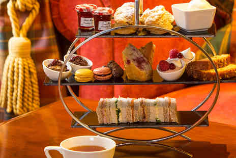 Dalmahoy Hotel & Country Club - Afternoon Tea for Two - Save 0%