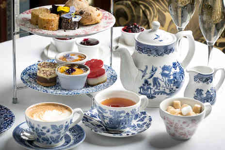 The Glebe Hotel - Afternoon Tea for Two - Save 44%