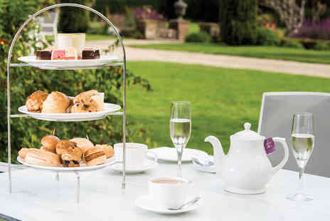 Luxury Barnett Hill Hotel - Champagne Afternoon Tea for Two - Save 0%