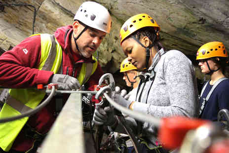 Virgin Experience Days - Zip World Caverns Adventure - Save 0%
