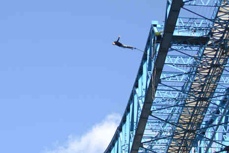 Virgin Experience Days - Bridge Bungee Jump - Save 35%