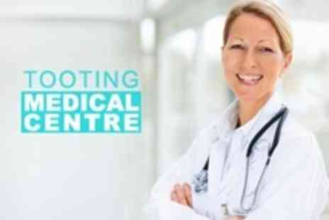 Tooting Medical Centre - Blood Tests Plus Health Consultation and ECG - Save 0%
