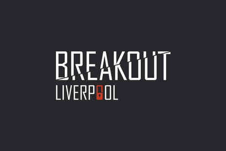 Escape Rooms - Breakout Liverpool Escape Room Game for Two - Save 0%