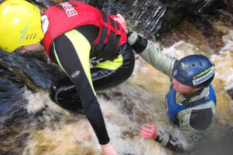 Virgin Experience Days - Gorge Walking for Two in the Cairngorms National Park - Save 0%
