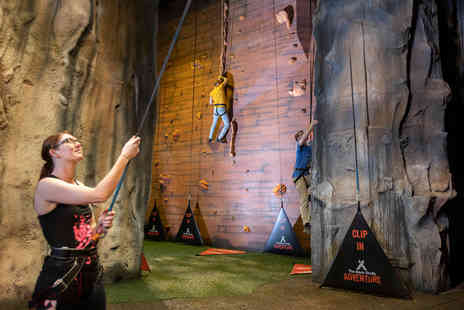 Virgin Experience Days - The Bear Grylls Adventure, Basecamp plus High Ropes and Climb for Two - Save 0%