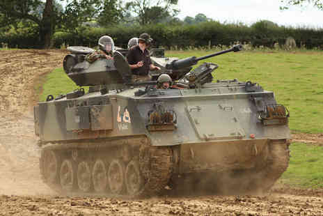 Virgin Experience Days - Tank Driving Thrill - Save 0%