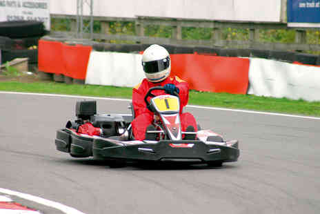 Virgin Experience Days - Go Karting in Gosport - Save 0%