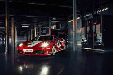 Virgin Experience Days - Silverstone Ferrari Thrill - Save 0%