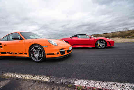 Virgin Experience Days - Double Supercar Blast - Save 31%
