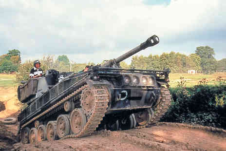 Virgin Experience Days - Tank Driving - Save 0%