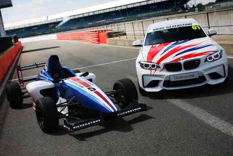 Virgin Experience Days - Drive Silverstone Race Car Experience - Save 0%