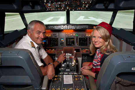 Virgin Experience Days - Flight Simulator Experience Aboard a Boeing 737 60 minutes - Save 0%